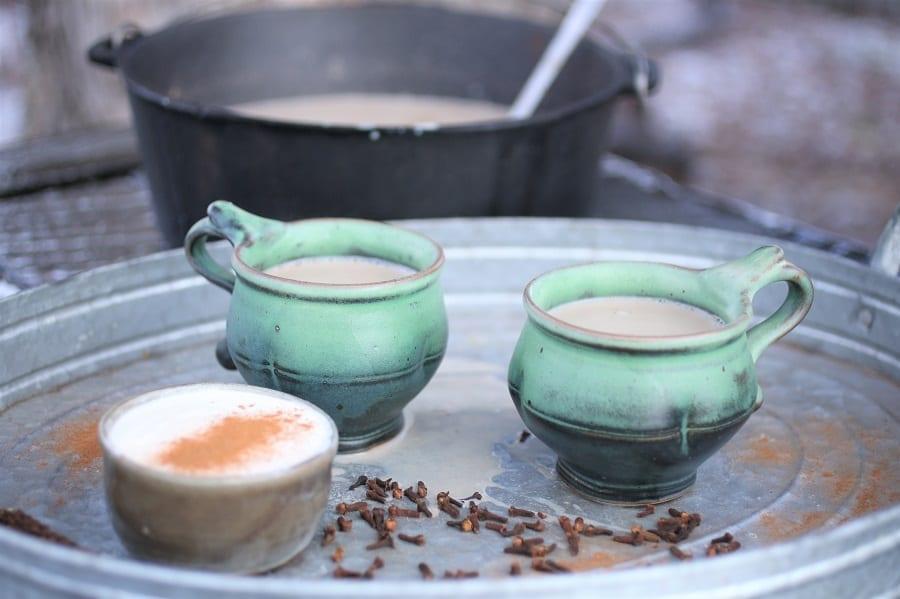 Outside Chai Tea