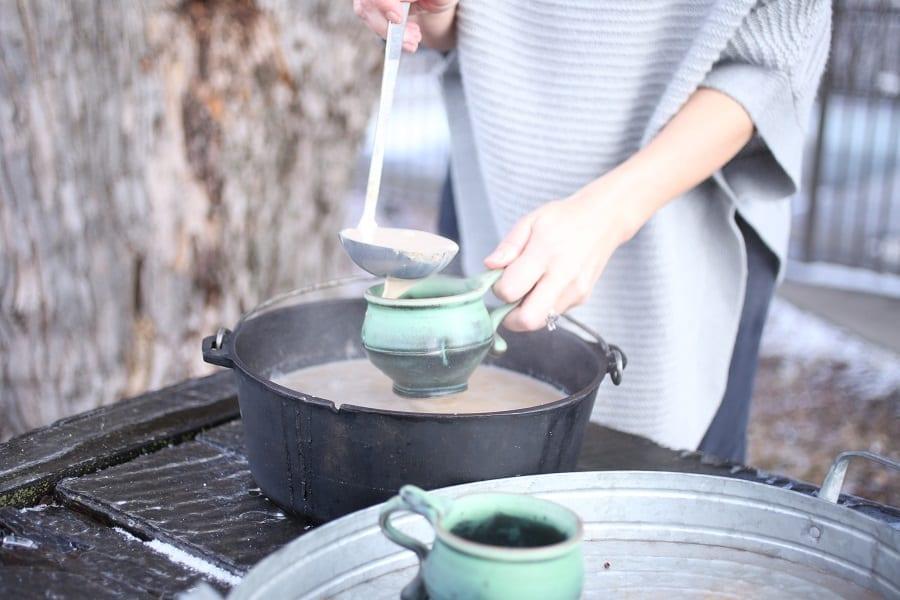 Chai Tea for a crowd