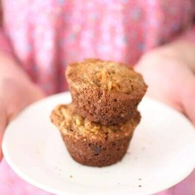 Recipe Morning Glory Muffins