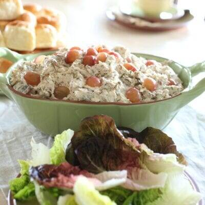 Recipe Tarragon Chicken Salad