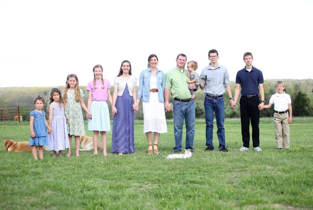 Family of blessings