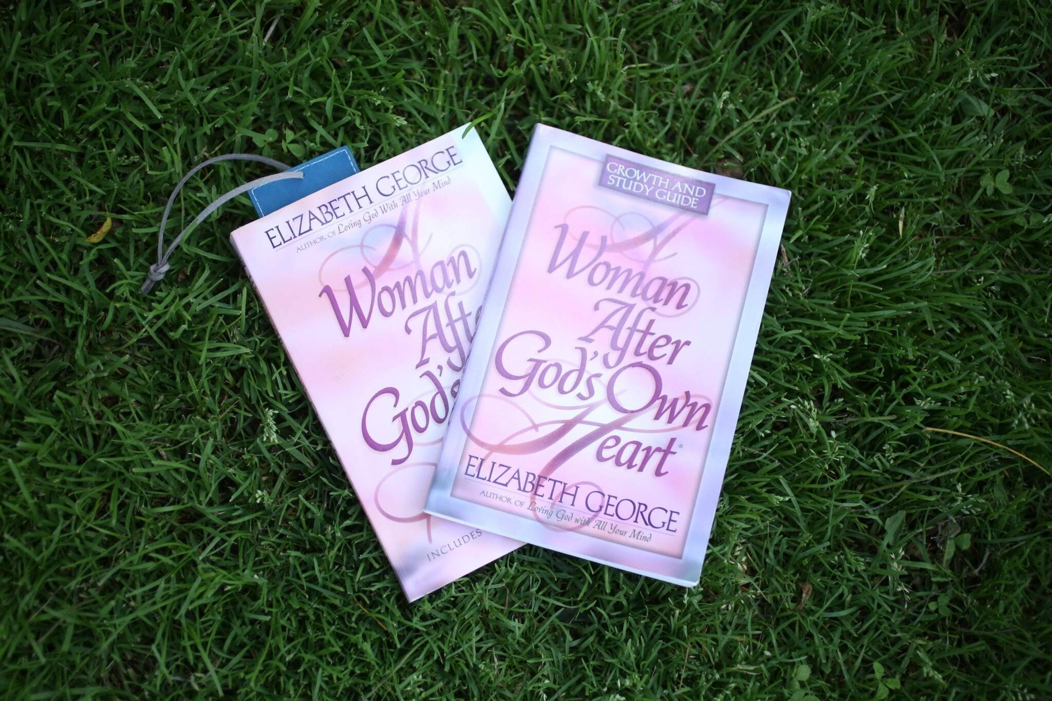 Five things Friday Elizabeth George Book