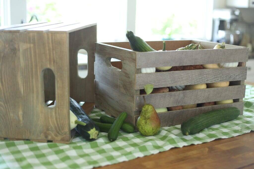 make your own crate