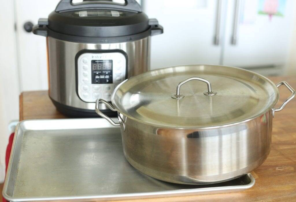 Tools to feed a large family