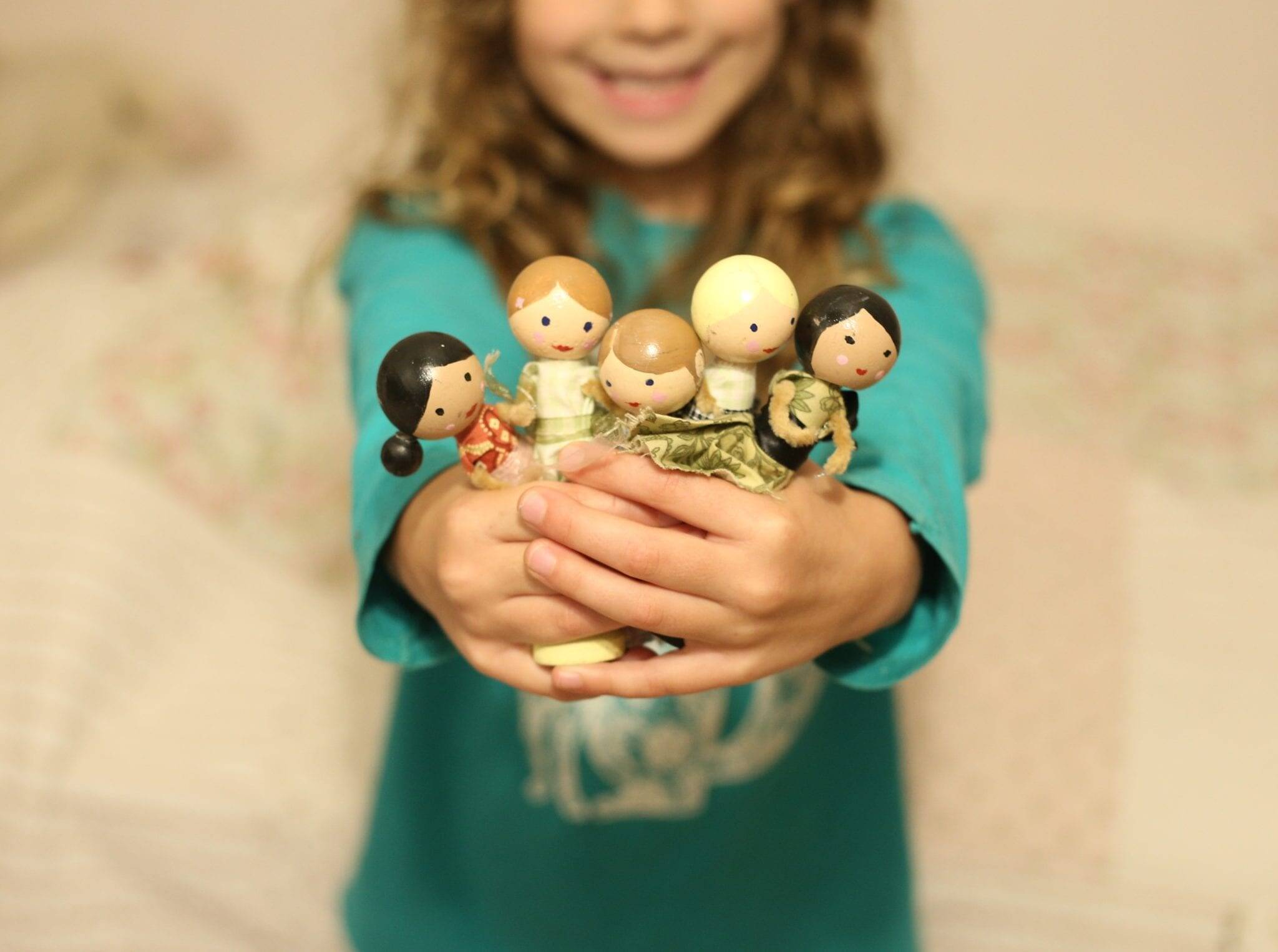 Five Handmade Gifts for Kids
