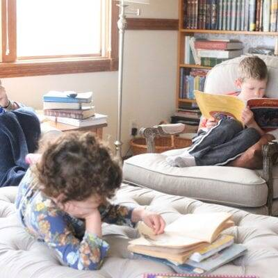 Tips for Homeschooling Through Times of Transition