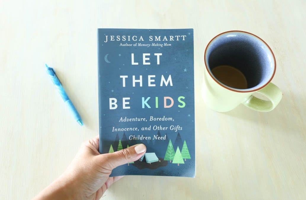Let Them Be Kids Book Review