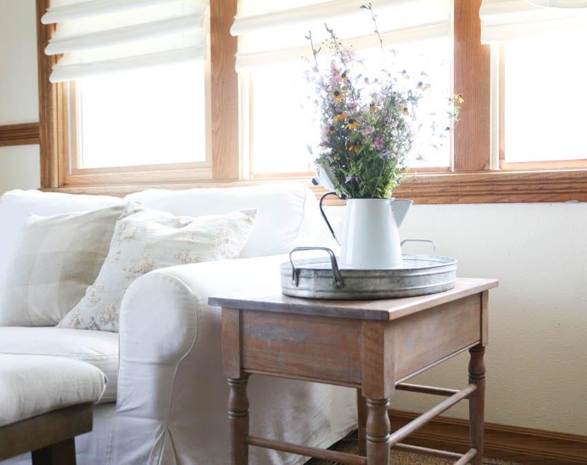 lime oak table