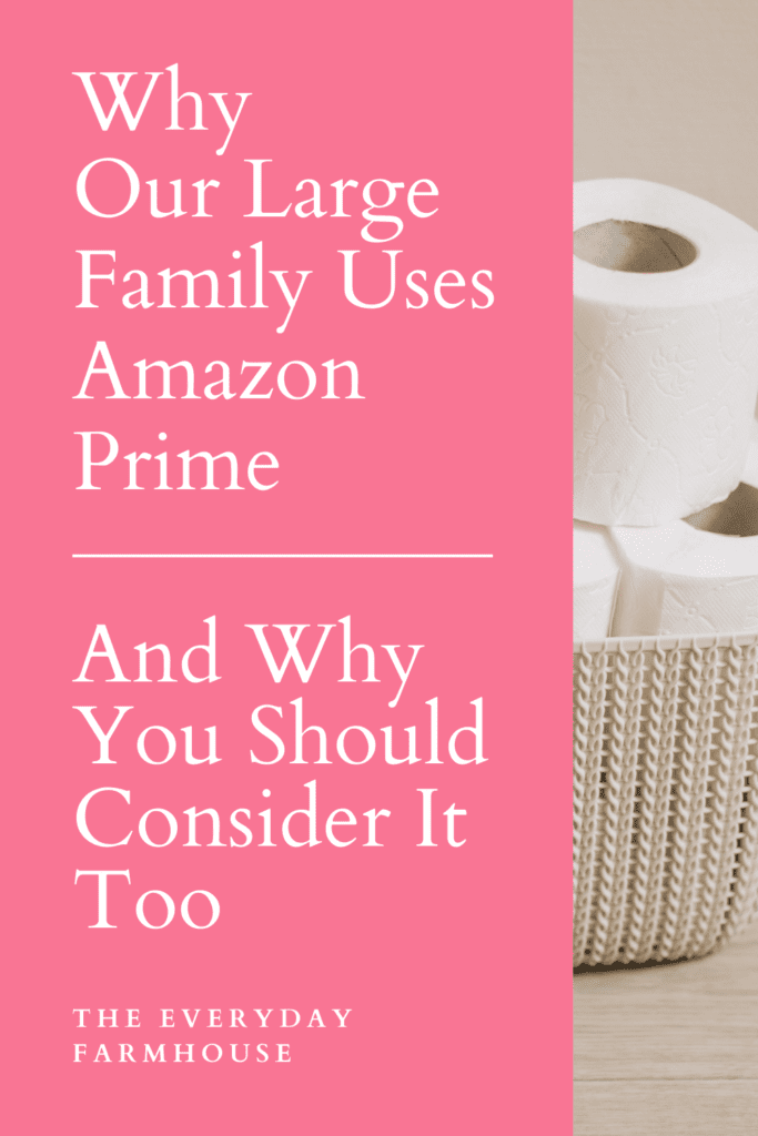 why you should consider amazon prime