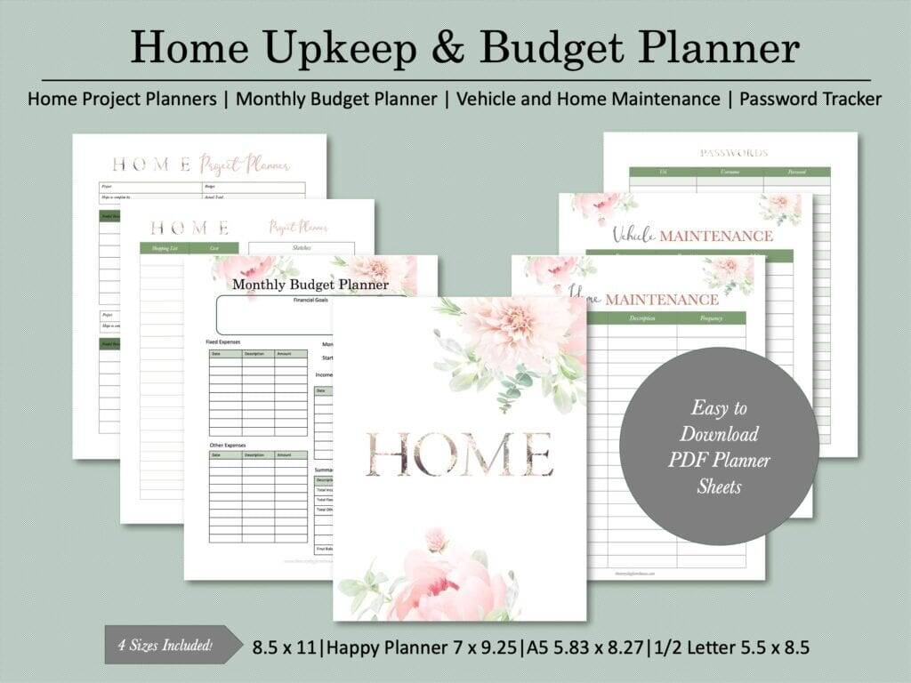 budgeting tips to simplify your life