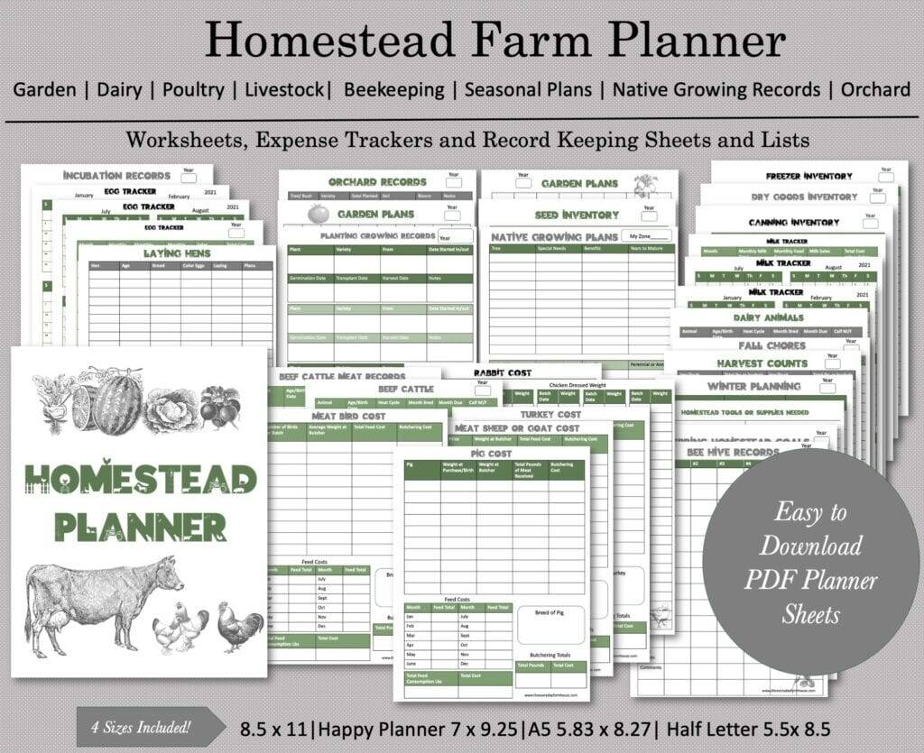 Homestead Farm Planner