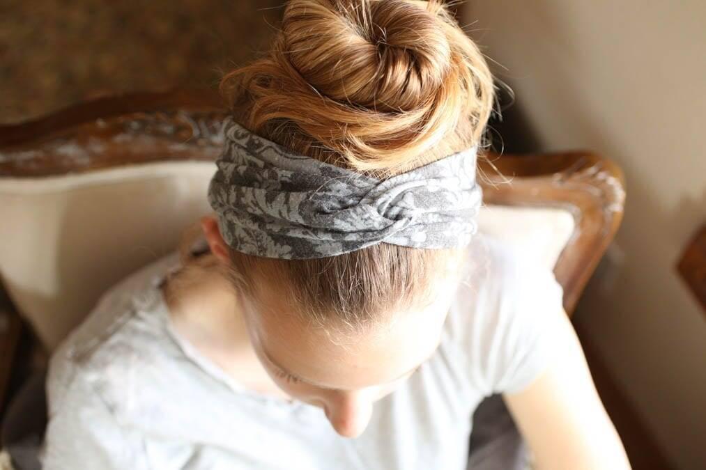 Ten Minute Twist Headband