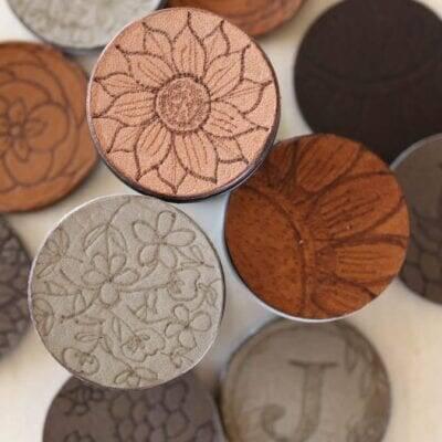 DIY Custom Leather PopSocket Cover