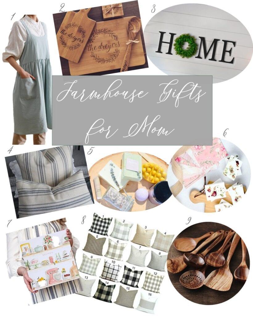 Etsy Homemaking Gifts for Homesteading Mom