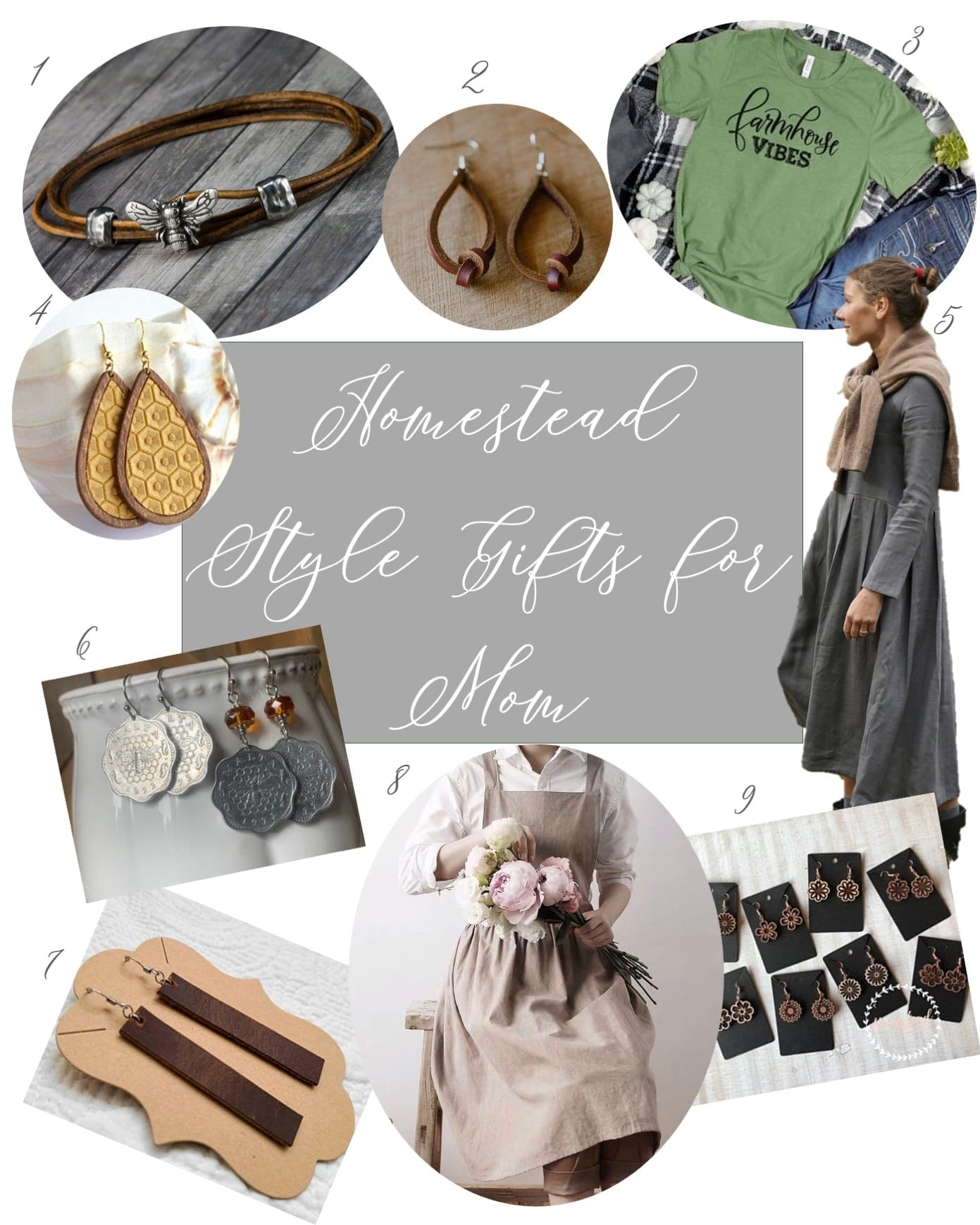 The Ultimate Etsy Gift Guide for the Homesteading Mom
