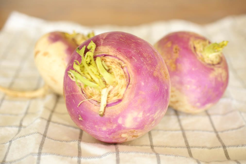 The Three Best Ways to Eat Turnips–Turnip Patties, Mashed and Roasted