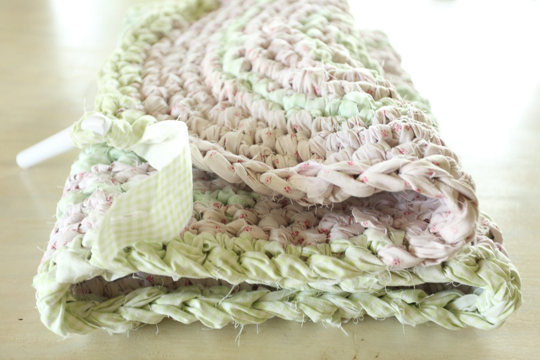 Crochet a Rag Rug for Beginners